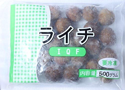 神栄 冷凍ライチ 500g