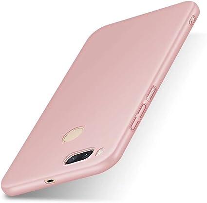 SMTR Xiaomi Mi A1 Funda, Calidad Premium Cubierta Delgado Caso de ...