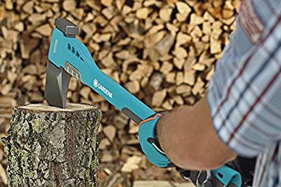 GARDENA Model 8719 2800S Splitting/Chopper Axe review