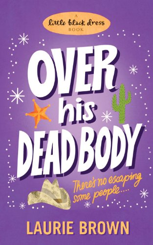 book cover of Over His Dead Body