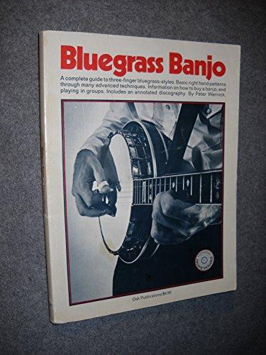 Bluegrass banjo - Banjo Pete Wernick