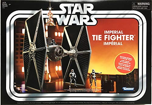 Star Wars Vintage Collection Imperial Tie Fighter Exclusive -