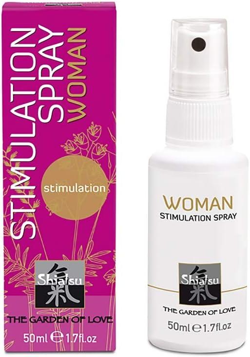 Shiatsu Spray Estimulante Para Mujer - 128 gr: HOT: Amazon.es: Salud y cuidado personal