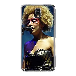 Shockproof Hard Phone Cover For Samsung Galaxy Note3 With Provide Private Custom Trendy Massive Attack Band Skin KevinCormack