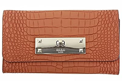 GUESS Womens Kyra SLG Slim Clutch