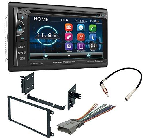 GM Car Truck Van SUV GPS Navigation Sysytem Bluetooth CD/DVD/USB Car Radio Stereo