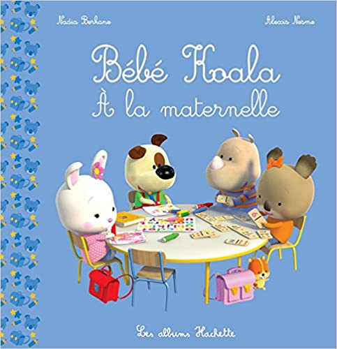 Bébé Koala - À la maternelle