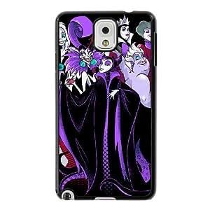 The best gift for Halloween and Christmas Samsung Galaxy Note 3 Cell Phone Case Black Freak badass disney villains by disney villains VIK9163241