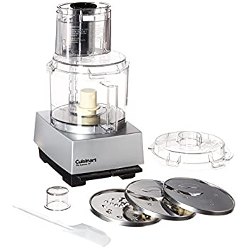 Cuisinart DLC-8SBCY Pro Custom 11-Cup Food Processor, Brushed Chrome