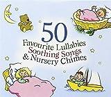 50 Favourite Lullabies & Soothing Songs / Various