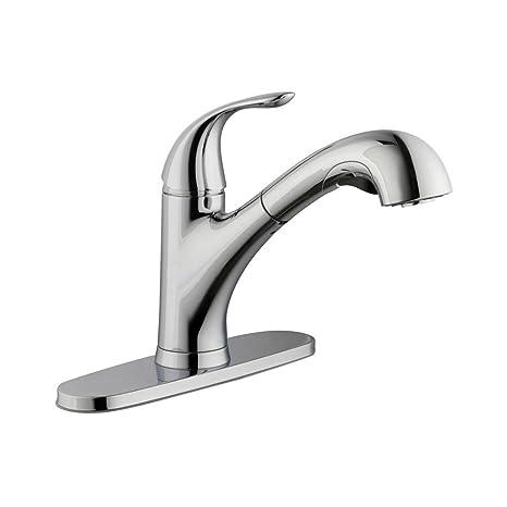 Glacier Bay Market pull-out Kitchen Faucet - Chrome ...