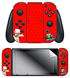 "Nintendo Switch Skin & Screen Protector Set – Super Mario Odyssey ""Wedding"" – Joy-Con Only – Nintendo Switch For Sale"