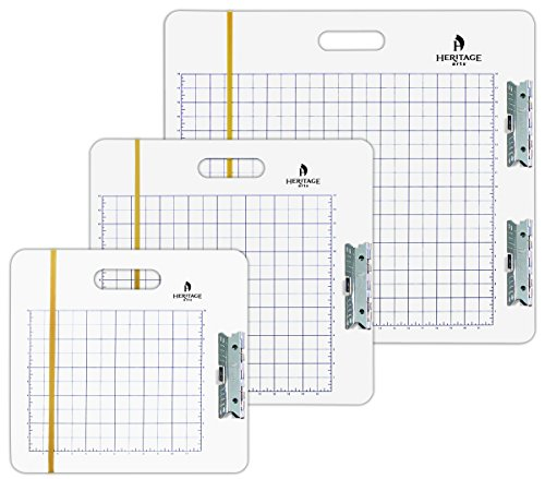 Line X Professional Drawing Board - Heritage Arts GB1516 Gridded Sketch Board 15 inches x 16 inches