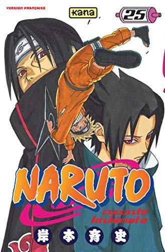 Naruto, tome 25 Masashi Kishimoto