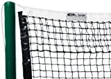 Gamma Tuff Tennis Net Vinyl Headband, Black/White