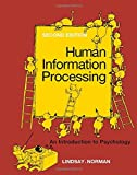 img - for Human Information Processing: Introduction to Psychology by Lindsay Peter H. Norman Donald A. (1977-05-01) Hardcover book / textbook / text book