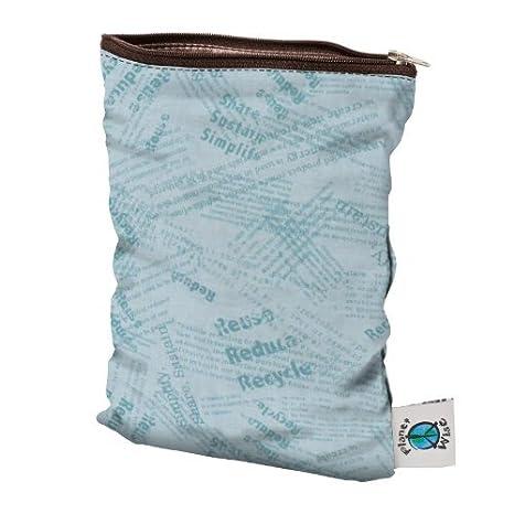 Planet Wise Wet Bag - Pequeño - Blue Recycle Color: Azul ...