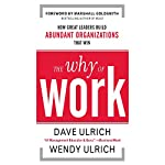 The Why of Work: How Great Leaders Build Abundant Organizations that Win | Dave Ulrich,Wendy Ulrich