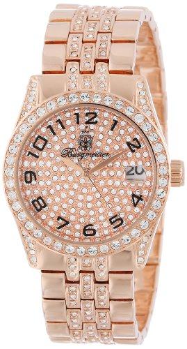 Burgmeister Men's BM119-399 Diamond Star Analog Watch