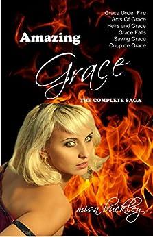 Amazing Grace Bundle: The Complete Saga by [Buckley, Misa]