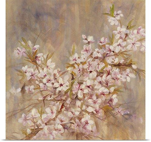 Li Bo Poster Print entitled Cherry Blossom I