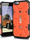 UAG iPhone 6 Plus / iPhone 6s Plus Feather-Light Composite [RUST] Military Drop Tested Phone Case