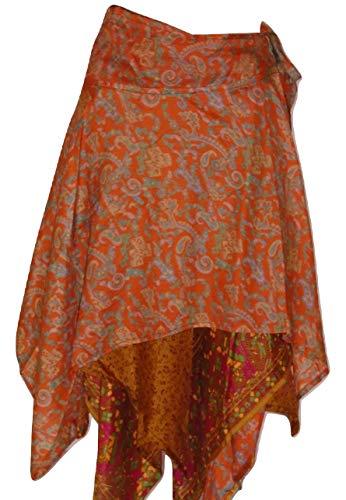 Dancers World ltd - Jupe - Femme Multicolore D9 Taille Unique D23