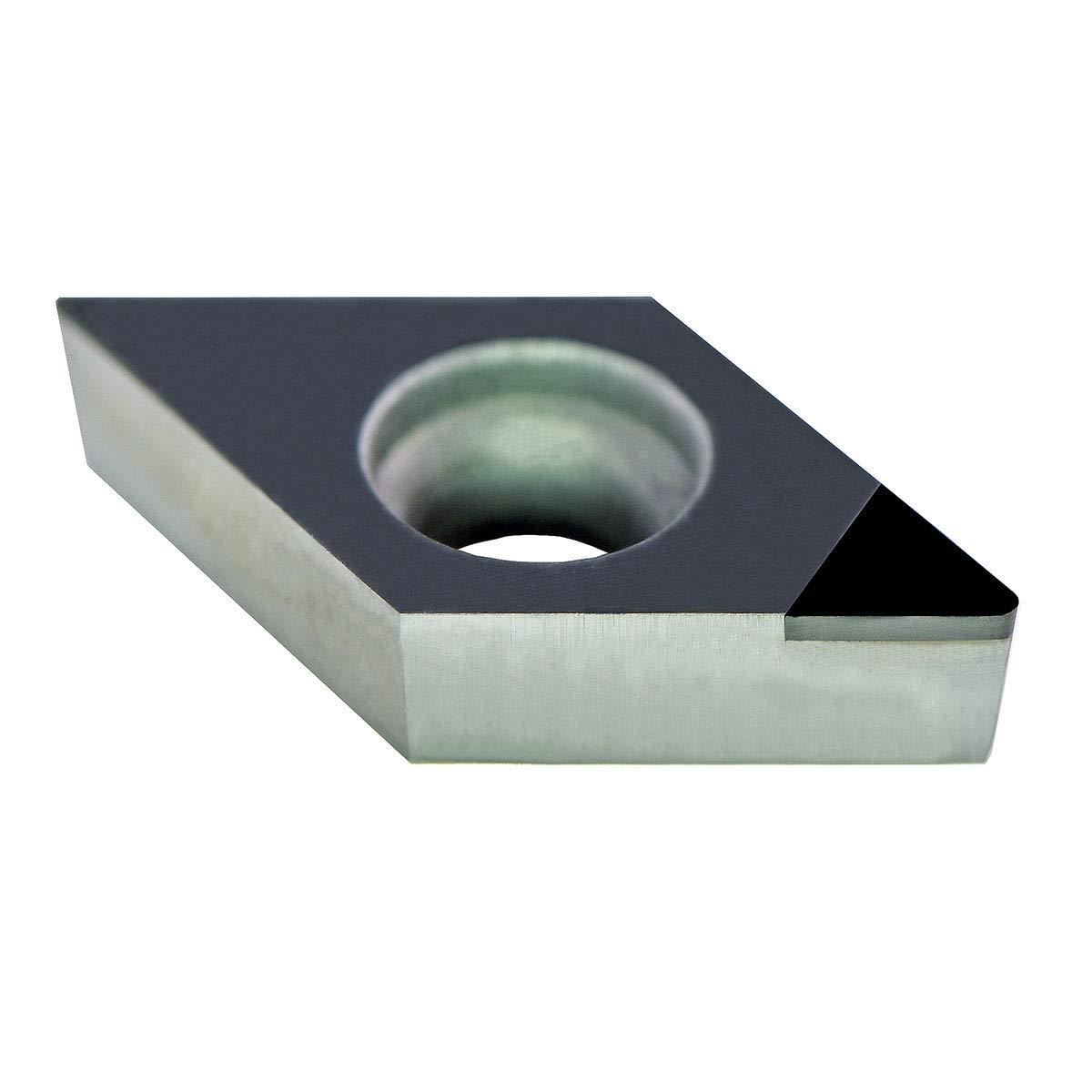 KYOCERA RPGT1204M0ERSM CA6535 Milling Insert RPGT 0.236 Corner Radius 6 Cutting Edges Right Hand TiCN//Al2O3//TiN Round CA6535 Grade Carbide