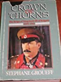 Crown of Thorns, Stephane Groueff, 0819157783