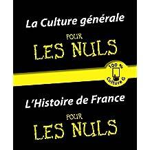 Pack 100% Culture Générale Pour les Nuls (French Edition)