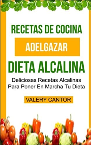 menu dieta alcalina para adelgazar
