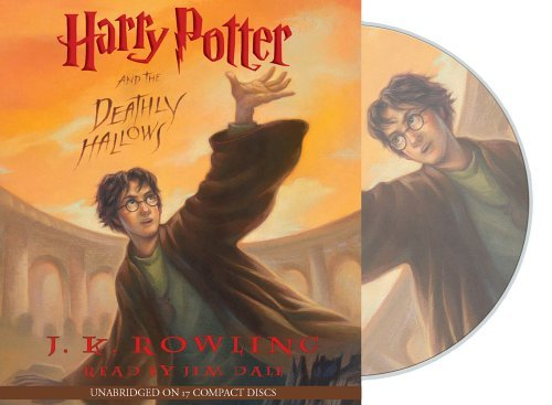 By J.K. Rowling: Harry Potter and the Deathly Hallows [Audiobook]