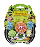 Moshi Monster Glow in the Dark Halloween Blister Pack