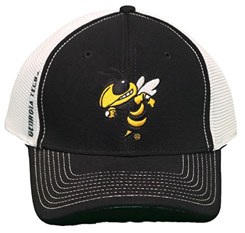 Football Signature Jacket - New! Georgia Tech Yellow Jackets Adjustable Back Hat Embroidered Cap