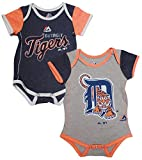 Detroit Tigers Baby / Infant 2 Piece Creeper Set