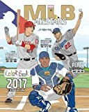 MLB All Stars 2017: Baseball Coloring Book for Adults and Kids: feat. Trout, Cabrera, Bryant, Kershaw, Posey, Rizzo…