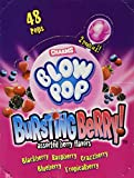 Charms Bursting Berry Blow Pop Suckers