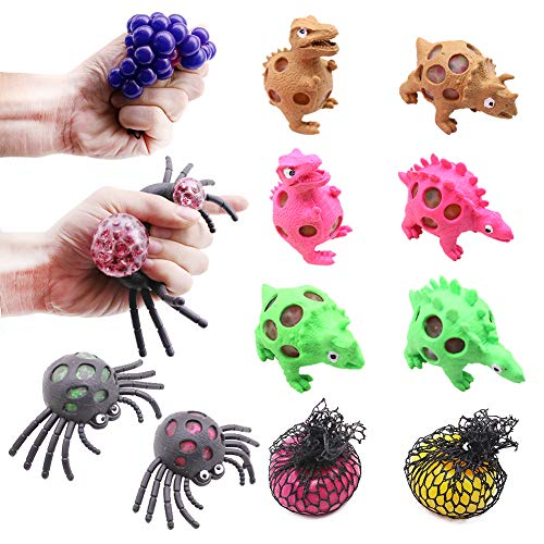 These are great little fidget stress relievers, I carry them in my car and purse now!