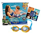 UPD Toy Story 4 Buzz Lightyear Inflatable Rocket Ride in Float Seat