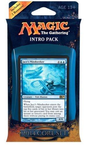 2014 Core Set - MTG Magic the Gathering Core Set 2014 M14 Intro Deck Psychic Labyrinth