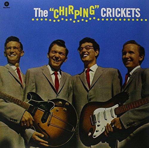 The Chirping Crickets + 4 Bonus