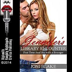 Jennifer's Library Encounter