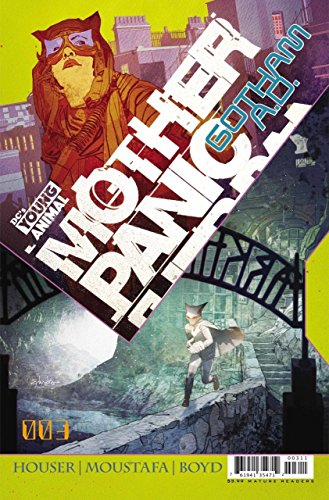 Mother Panic: Gotham A.D. (2018) #3 VF/NM Tommy Lee Edwards DC Young Animal