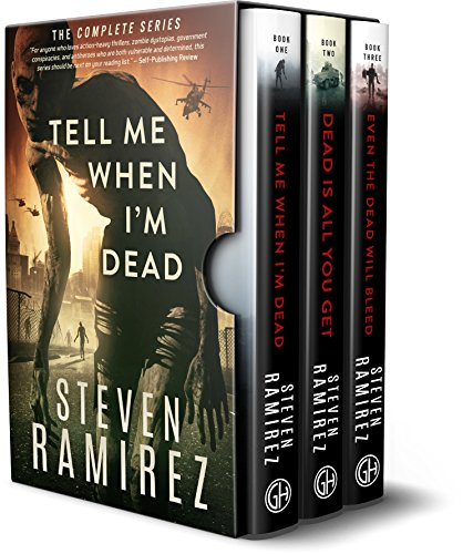 Box Set: Tell Me When I'm Dead: The Complete Series ()