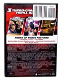 Fast and Furious Movies 1-5 (The Fast and the Furious, 2 Fast 2 Furious, the Fast and the Furious: Tokyo Drift, Fast & Furious, Fast Five) - A Collection of All 5 Films in Two DVD Sets