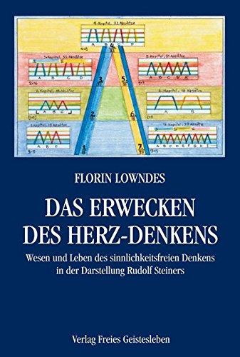 Das Erwecken des Herz-Denkens. Wesen und Leben des sinnlichkeitsfreien Denkens in der Darstellung Rudolf Steiners. Umriß einer Methodik