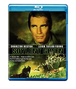 Soylent Green [Blu-ray] (Sous-titres français) [Import]