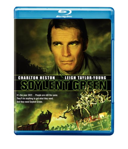 Blu-ray : Soylent Green (, Dolby, AC-3, Widescreen)