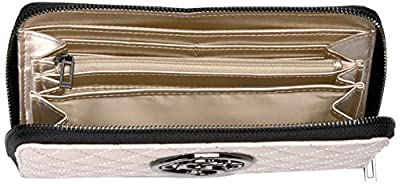 GUESS G-Lux Multi Large Zip Around