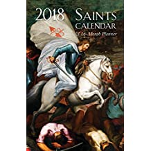 Saints 2018 Calendar and Daily Planner